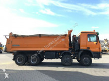 camion Mercedes multibenne 4141 8x8 AK Kipper 8x8 Euro 4 occasion - n°2937235 - Photo 6
