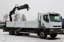 Zobaczyć zdjęcia Ciężarówka Renault KERAX 370 / 6X4 / CRANE HIAB 195 / REMOTE CONTRO