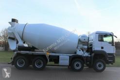 Voir les photos Camion MAN TGS 41.420 8x8/EuromixMTP EM 10m³