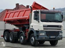 Voir les photos Camion DAF CF 85.380 Kipper+Bordmatic600m 8x4! Top Zustand!