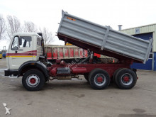 Voir les photos Camion Mercedes 2635 Kipper ZF V8 13T. Top Condition