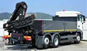 Voir les photos Camion MAN TGS 26.360 Pritsche 5,90 m+Kran/FUNK*6x2!