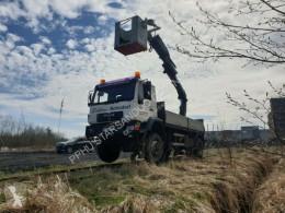 Voir les photos Camion MAN 18.280 4x4 HIAB 166 Road RAIL Two way Schiene