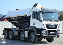 Zobaczyć zdjęcia Ciężarówka MAN Tgs 35.440 Kipper+Bordmatic 6,10m 8x4!!
