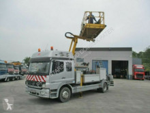Voir les photos Camion Mercedes 1529 Atego SCHÖRLING RAIL TECH Highworker + HIAB