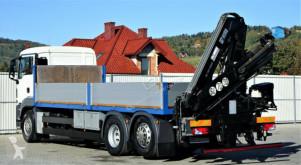 Voir les photos Camion MAN TGS 26.400 Pritsche 7,10 m+Kran/FUNK*6x2!
