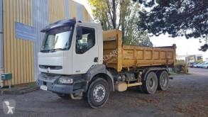 Voir les photos Camion Renault Kerax 370.26 (6X4)