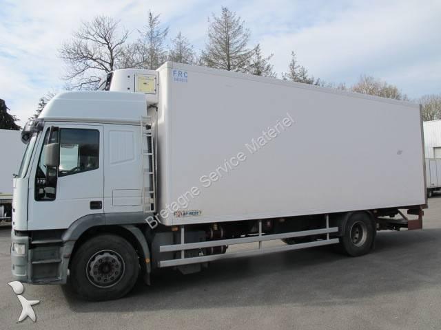 camion iveco frigo carrier mono temp rature cursor 4x2 gazoil euro 3 hayon occasion n 707324. Black Bedroom Furniture Sets. Home Design Ideas