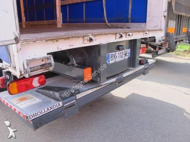 camion renault rideaux coulissants plsc midlum 270 dci 4x2 gazoil euro 5 hayon occasion n. Black Bedroom Furniture Sets. Home Design Ideas