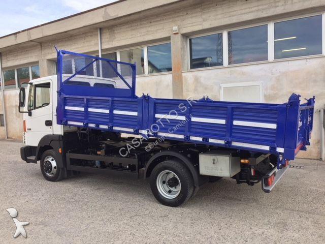 camion nissan benne atleon occasion n 2341263. Black Bedroom Furniture Sets. Home Design Ideas