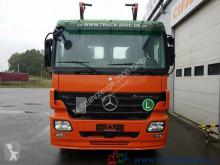 Voir les photos Camion Mercedes 2546 Hüffermann Tele Deutscher LKW 1.Hd Retarder