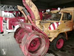 Voir les photos Camion Unimog - 30 411   4x4