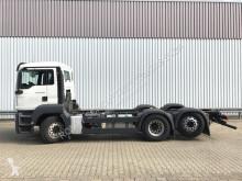camion MAN châssis TGS 26.360-400 6x2-4 BL  26.360-400 6x2-4 BL, 22x VORHANDEN! Intarder, Lenk- und Liftachse 6x2 Gazoil Euro 5 occasion - n°2844591 - Photo 7