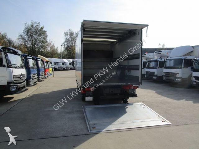 camion mercedes fourgon atego iii 818 l koffer 4 45 m lbw 1 to klima 4x2 gazoil euro 5 hayon. Black Bedroom Furniture Sets. Home Design Ideas
