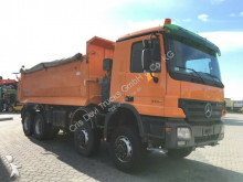 camion Mercedes multibenne 4141 8x8 AK Kipper 8x8 Euro 4 occasion - n°2937235 - Photo 7