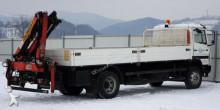 Zobaczyć zdjęcia Ciężarówka Mercedes 1114 Pritshe + KRAN*Top Zustand!