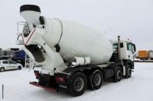 Zobaczyć zdjęcia Ciężarówka MAN TGS 32.360 / 8X4 / BETONMIXER 9M3 /BARYVAL /E 5