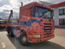 View images Scania R144 GB 460 6x2/4 NA R144 GB 460 6x2/4 NA, Retarder, Lift-/Lenkachse truck