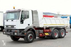 Zobaczyć zdjęcia Ciężarówka Iveco CURSOR 350 / 6X4 / 2 SIDED TIPPER/ BORTMATIC/