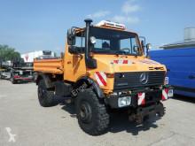 Voir les photos Camion Unimog U 1650 427/21 KIPPER - AHK SFZ
