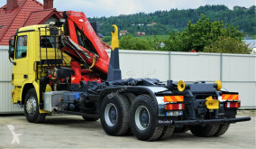 Voir les photos Camion Mercedes Actros 2641 Abrollkipper 4,80m+ Kran*6x4*