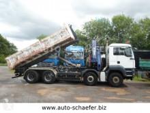 Voir les photos Camion MAN TGA 35.440/8x4/Abroller/Kran Atlas