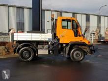 Voir les photos Camion Unimog U300 UNIMOG U300 4x4 Hydraulik Standheizung Klima