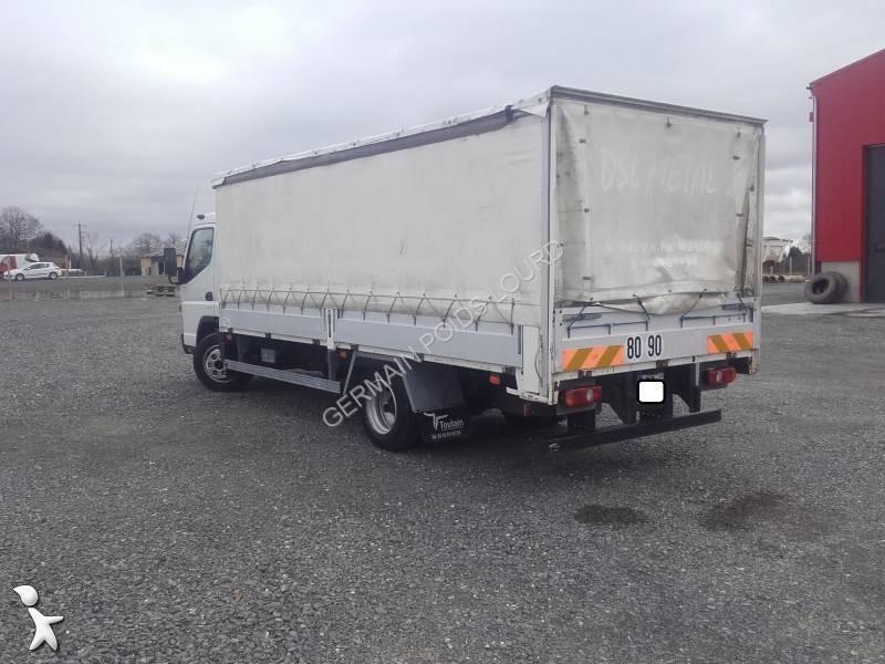 camion mitsubishi fuso savoyarde canter 7c15 4x2 euro 5 occasion n 1785646. Black Bedroom Furniture Sets. Home Design Ideas