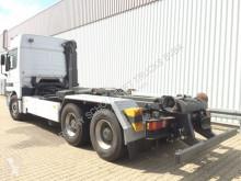 Voir les photos Camion Mercedes Actros 2646 L /6x4  2646 L 6x4 mit Hiab Multilift