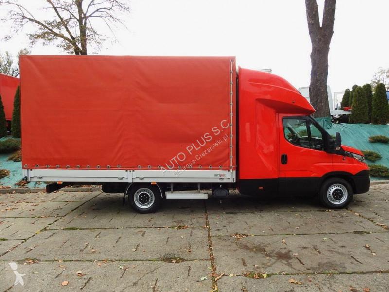 Zupełnie nowe Camion Iveco Teloni scorrevoli (centinato alla francese) DAILY KM18