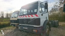 camion Mercedes châssis 2538 6x2 Euro 1 occasion - n°3107661 - Photo 8