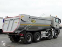 Zobaczyć zdjęcia Ciężarówka MAN TGS 37.470 / 8X4 / TIPPER / NEW TIRES / MARREL /