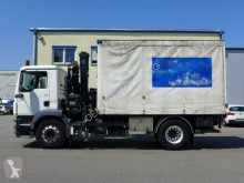 Vedere le foto Camion MAN TGM 18.290*Euro 5*Hiab 144 Kran*LBW*