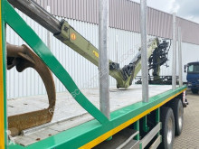 Voir les photos Camion nc FMX 500 6x4 FMX 500 6x4 Holztransporter, Loglift 120S Bj 2013, Blattfederung