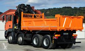 View images MAN TGA 35.400 Kipper 5,00 m+KRAN/FUNK HIAB 600*8x4! truck