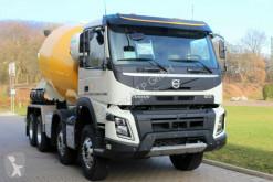 Voir les photos Camion Volvo FMX 430 8x4 / EuromiMTP EM 9m³ Vermietung