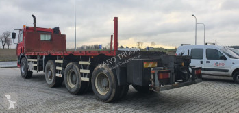 Voir les photos Camion DAF CF 85 430 , 8x6  ,Steel / Hydraulic suspension Manual ,Belgian t