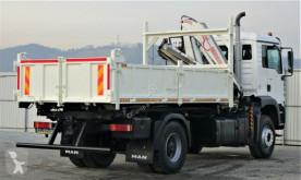 Voir les photos Camion MAN TG 310 A  Kipper 4,50m+Bordmatic/Kran*4x2!
