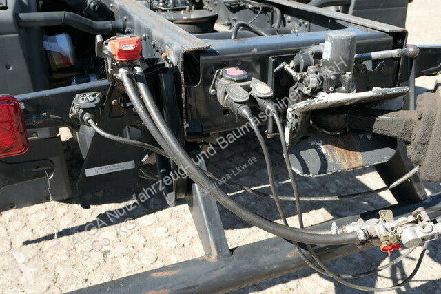Used MAN chassis truck TGS 26 360, Radstand 3,9m , ZF-Intarder, Klima! 6x2  Diesel Euro 5 - n°3148115