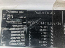 Voir les photos Camion Mercedes Actros 2641 Betonpumpe Cifa 36X-5Z