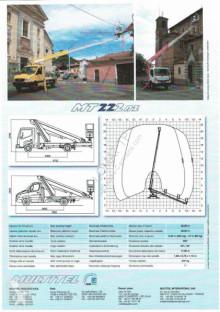 Просмотреть фотографии Грузовик Multitel MT222AZ