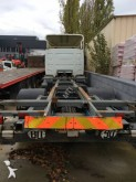 used container trailer truck