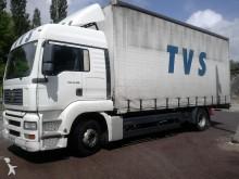 camion remorque MAN TGA 18.400