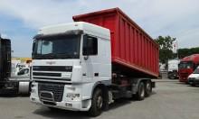 camion remorque benne DAF