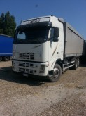 Volvo two-way side tipper trailer truck