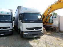 ciężarówka z przyczepą Plandeka burtoplandeka Renault