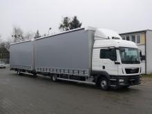 camion remorque savoyarde système bâchage coulissant neuf