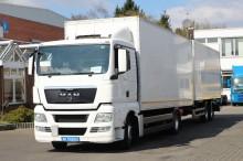 camion remorque MAN TGX 18.400
