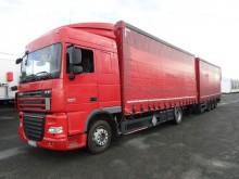 camión remolque lonas deslizantes (PLFD) DAF