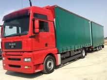 camion remorque MAN TGA 18.440